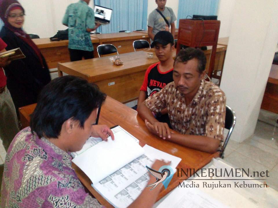 Parsindo dan PIKA  Daftar Ulang di KPU Kebumen