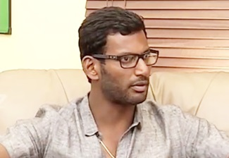 Interview with Actor Vishal 08-12-2017 News 7 Tamil