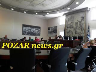www.pozarnews.gr: Μετ' εμποδίων η συνεδρίαση του Δημοτικού ...
