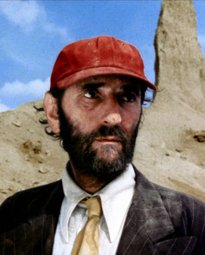 The Dean of Character Actors: RIP Harry Dean Stanton of BIG