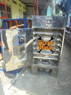mesin oven pengering terasi
