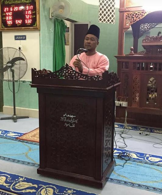 EMBAH JID MAHU MEMBERIKAN NAFAS BARU DI DALAM IRAMA MALAYSIA PADA ERA 2020