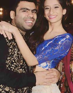 Unnati Malharkar With Vivek Tanna