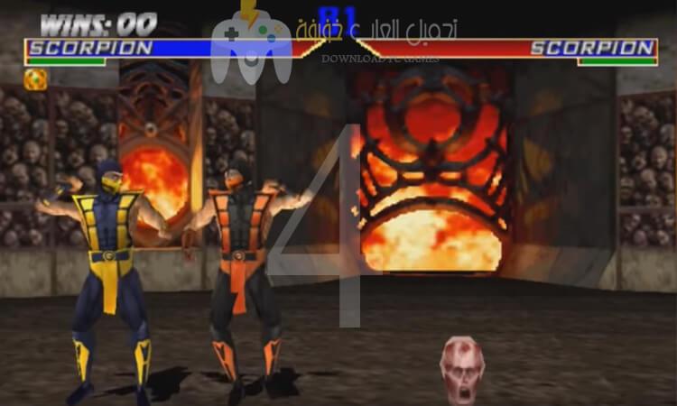 تحميل جميع اجزاء لعبة Mortal Kombat للكمبيوتر برابط مباشر