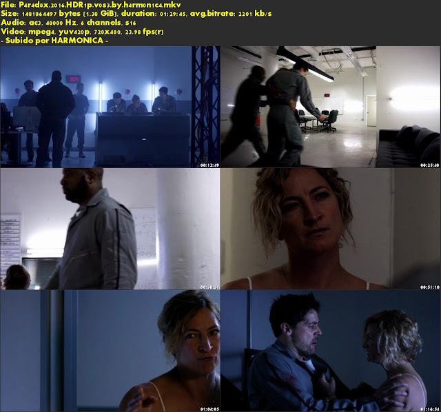 Descargar Paradox Subtitulado por MEGA.