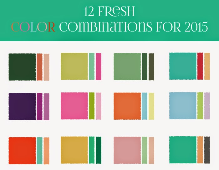 B&B FASHION HOUSE: 2015 COLOR TRENDS