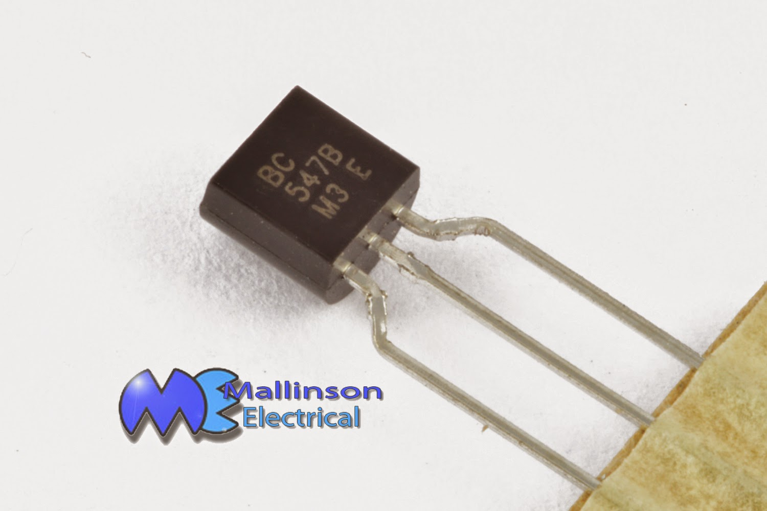 Mallinson Electrical Online Electronic Components Electronics Circuits And Transistors Transistor As A Current Http Electricalcom Bc 547b
