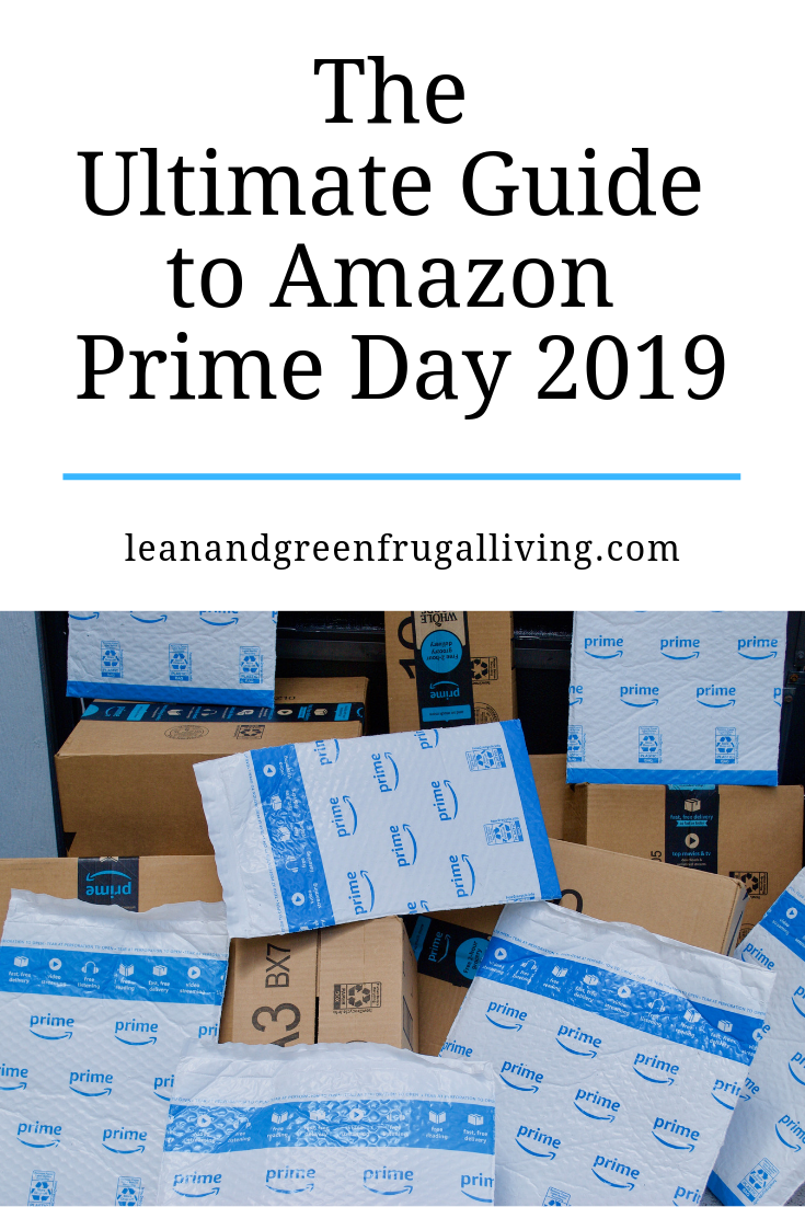 Ultimate Guide to Amazon Prime Day 2019