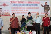 Arumanis Haji Ardi Dapatkan Surprise Kunjungan dari Pejabat