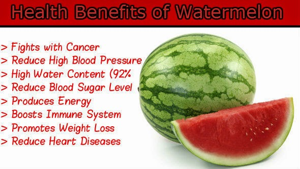 Sexual health benefits of watermelon