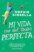 Resultado de imagen para Mi vida (no del todo) perfecta – Sophie Kinsella
