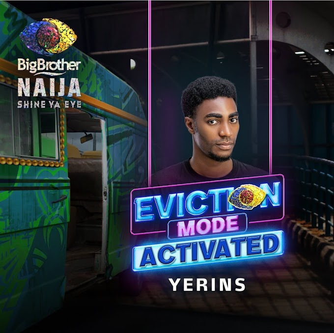 BBNaija 2021: Yerins Become The first Housemate to be Evicted From the house