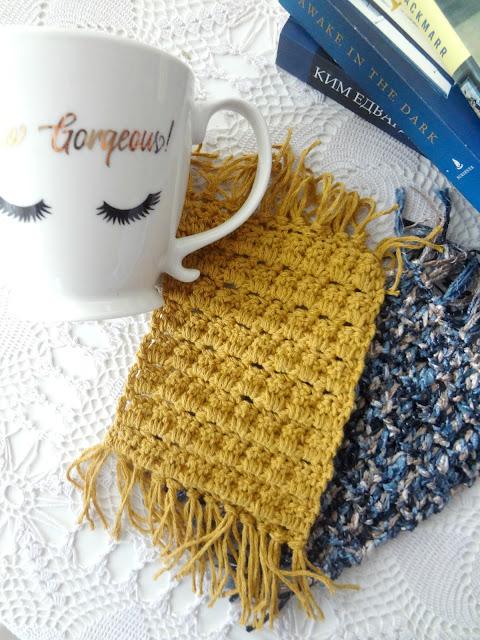 Crochet Mug Rugs