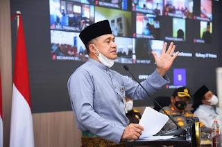 Bupati Buka MTQ Ke XIV Tingkat Kabupaten Batu Bara Tahun 2021