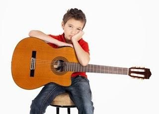 cara belajar gitar untuk pemula