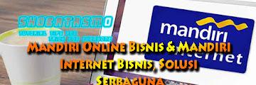 Mandiri Internet Bisnis, Terbaik & Serbaguna  Di Jaman Sekarang( Recommended )