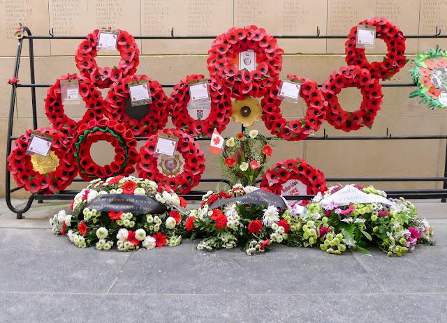 Ypres Leper Monuments aux morts