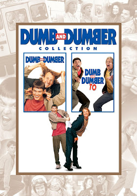 COMBO Dumb And Dumber Colección DVD HD Dual Latino + Sub