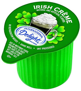 International Delight Irish Creme, 288 Count Single-Serve Coffee Creamers