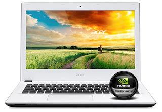 Notebook ACER Aspire E5-473 Non Windows (Core i5-5200U - Nvidia 2GB)