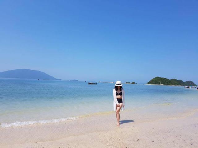 kinh nghiệm chụp ảnh khi đi biển, kinh nghiem chup anh di bien dep, tạo dáng chụp ảnh đi biển, tao dang chup anh di bien