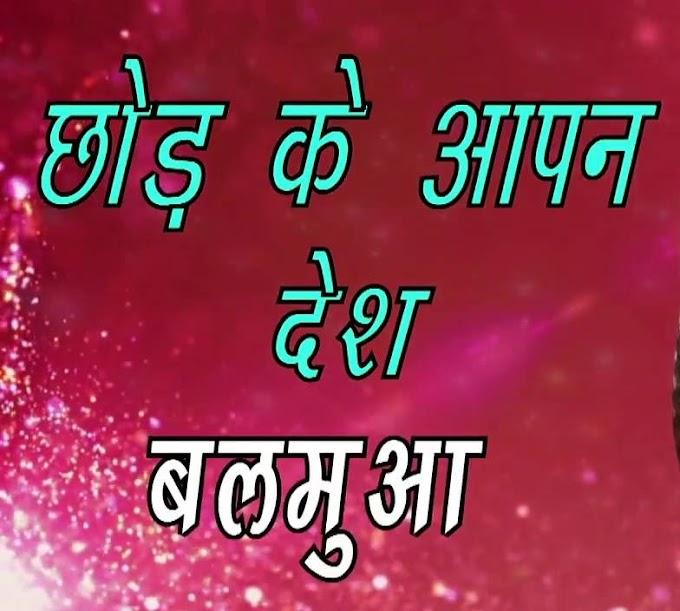 Ago chumma le la raja ji Bhojpuri Song Lyrics