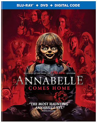 Annabelle Comes Home [2019] [BD25] [Latino]