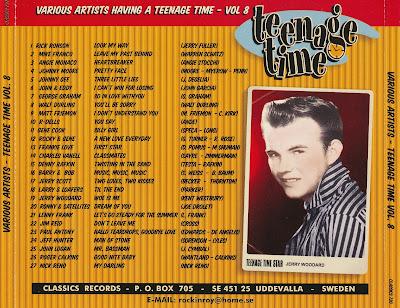 Various Artists - Teenage Time Vol. 8