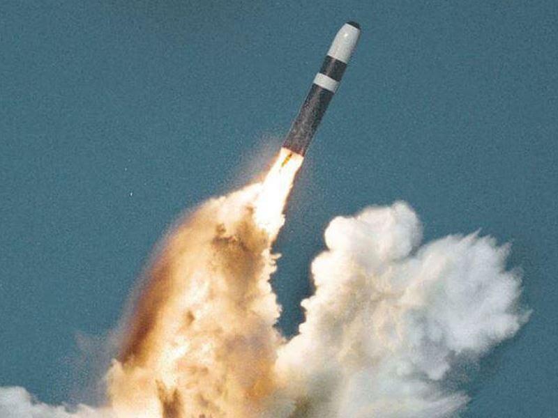 ICBM UGM-133 Trident II
