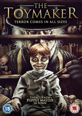 The Toymaker 2017 DVD R1 NTSC Sub