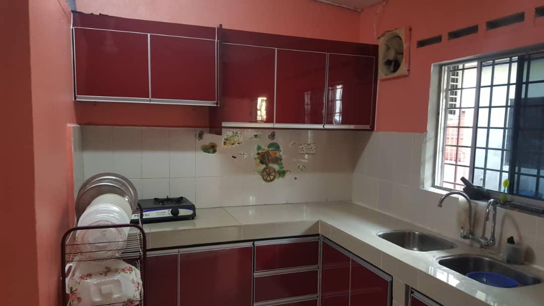 Kabinet Dapur Terus Dari Kilang Kabinet Dapur Bumiputera