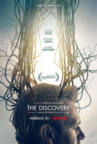 The Discovery (2017) [BRrip 1080p] [Latino] [Ciencia ficción]