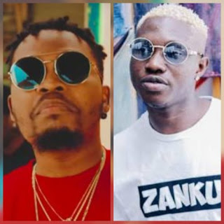 See Hilarious Throwback Pictures Olamide Sent To Zlatan Which Got Him Stunned