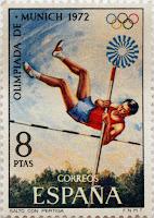 XX JUEGOS OLÍMPICOS MUNICH 1972. SALTO CON PÉRTIGA