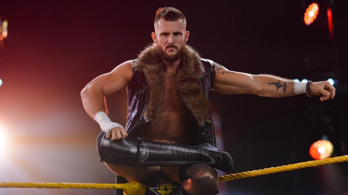 Shane Thorne retorna após o WWE SmackDown