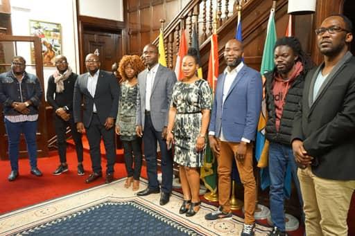 Diaspora : la branche belge de l'Association Togo pour tous installée