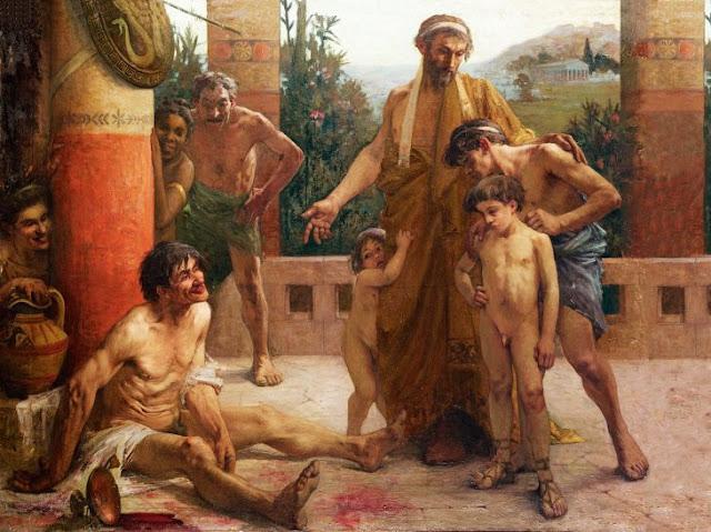 7 curiosidades que no sabías a cerca de los Espartanos