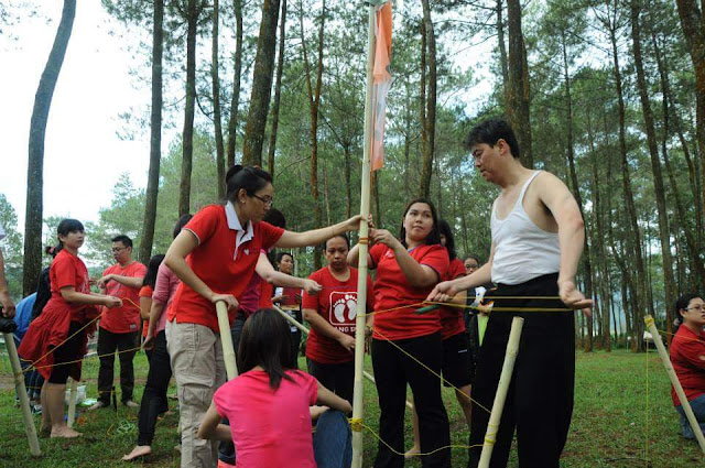 PAKET OUTBOUND  FUN GAMES
