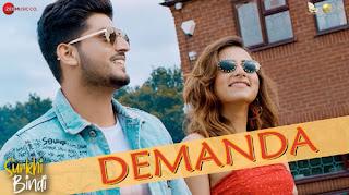 Demanda Lyrics – Surkhi Bindi   Gurnam Bhullar