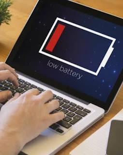 5 Cara Menghemat Baterai Laptop