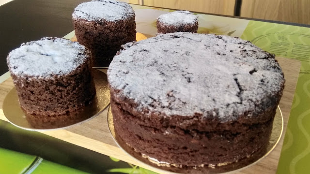 cicolatin liguria, torte vegane