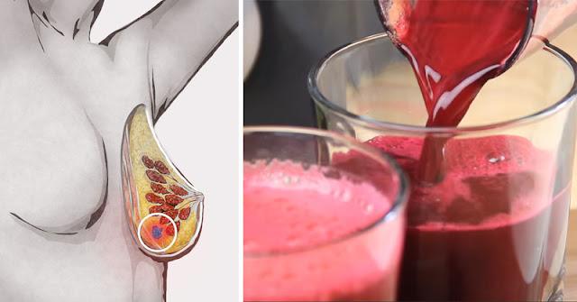 6 razões pelas quais você deve beber suco de beterraba todos os dias!