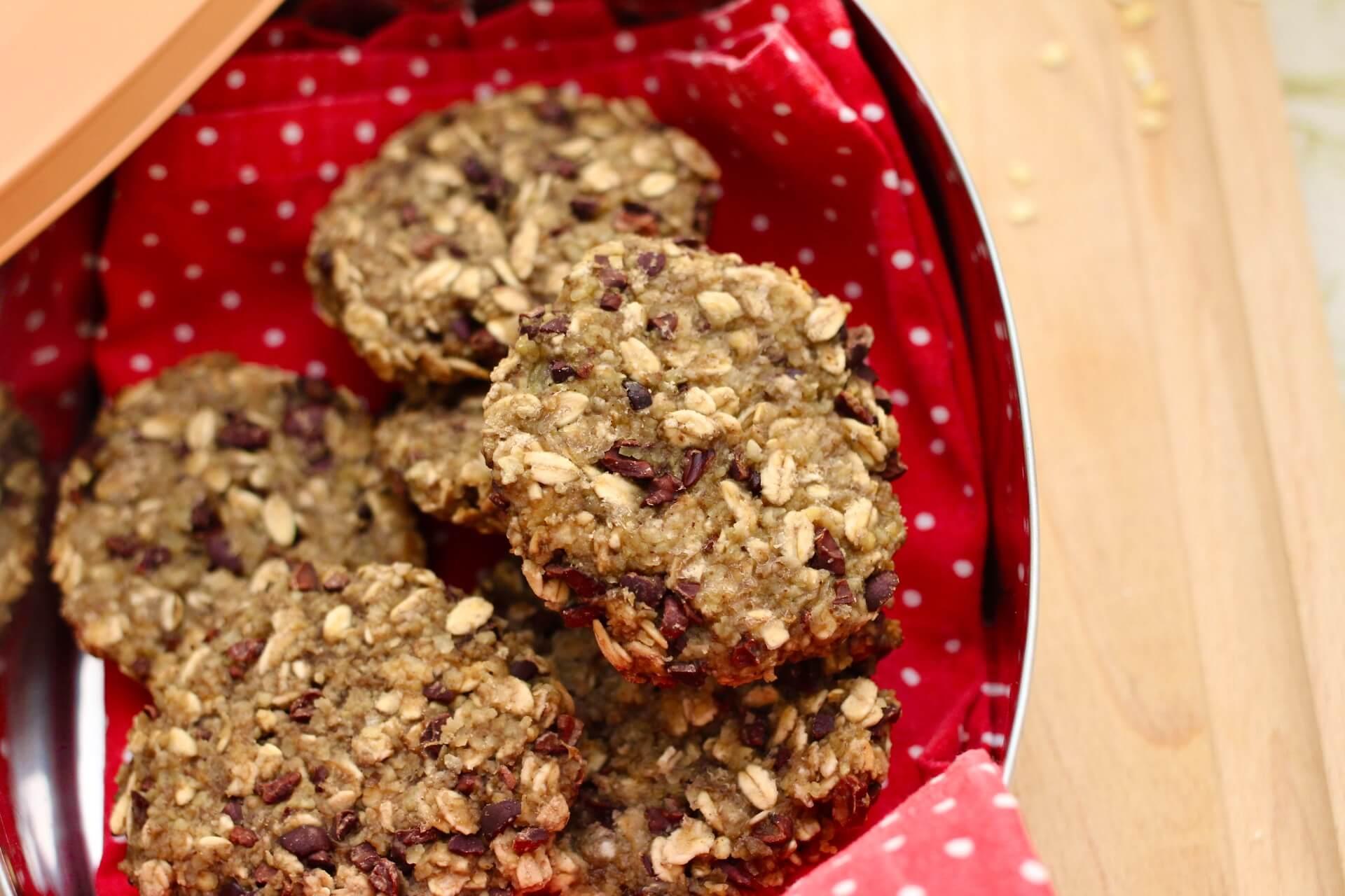 Frühstückscookie