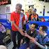 Ganjar Berangkatkan 1.800an Pemudik Dengan Kereta Api Dari Jakarta