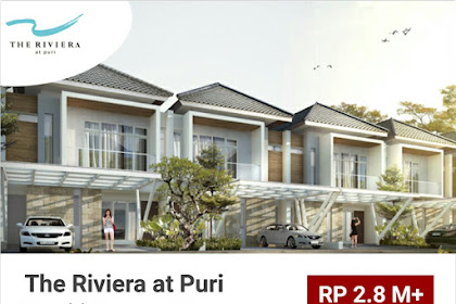 The Riviera at Puri,Cipondoh,Tangerang Kota