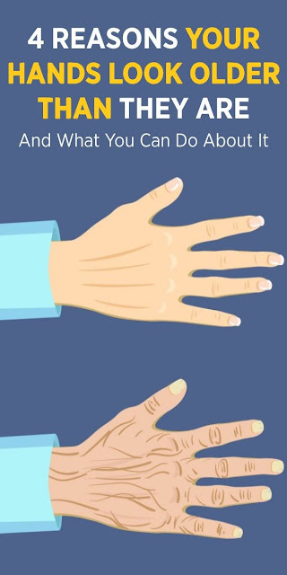 4 Reasons Your Hands Look Older Than They Are And What You Can Do About It