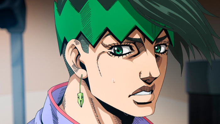 Thus Spoke Kishibe Rohan (Kishibe Rohan wa Ugokanai) anime OVA