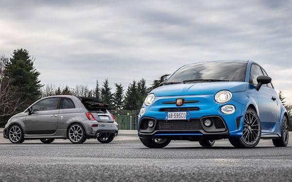 Fiat Abarth 595 tem renovação para linha 2021 - fotos