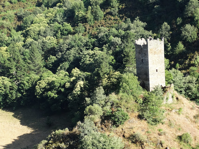 Torre de Doncos en As Nogais