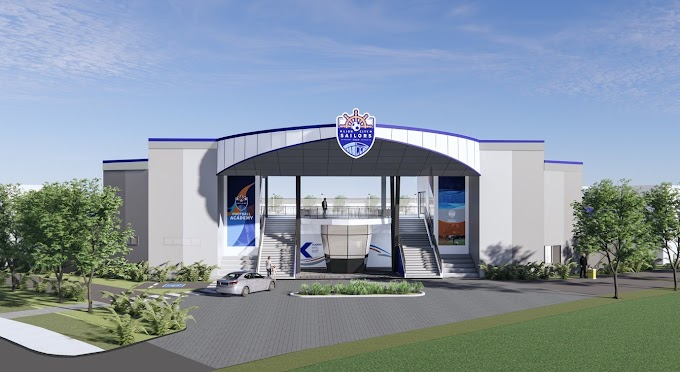 Lion City Sailors break ground at Singapore's first state-of-the-art  integrated football training facility